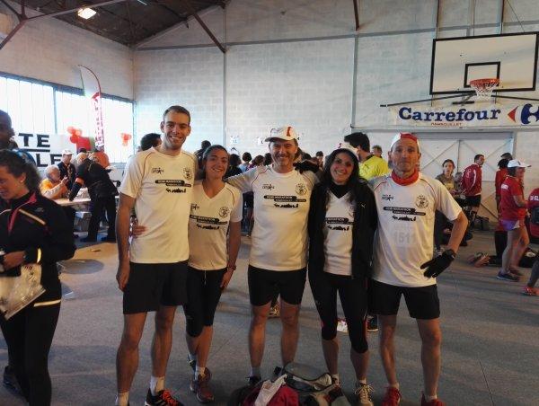 Résultat du semi marathon de Rambouillet
