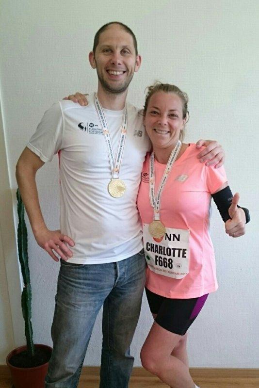 résultat Marathon de Rotterdam