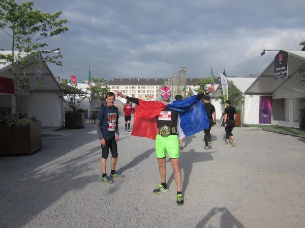 Résultat du marathon de la bière en Belgique