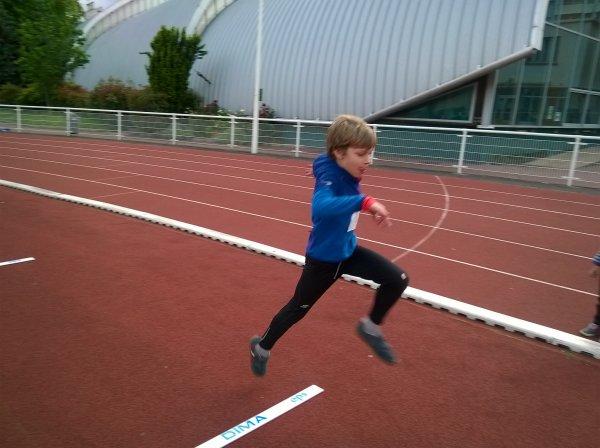 Résultat de la compétition enfants-adultes