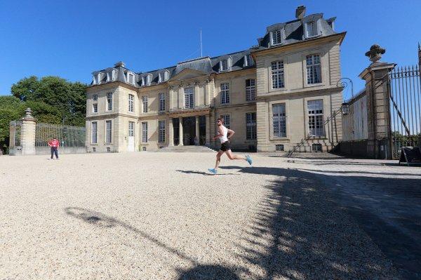Résultat de l'OXY trail de Marne la Vallée