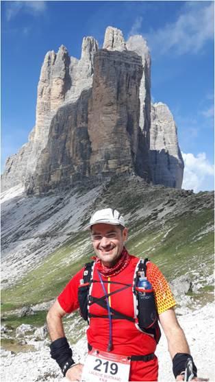Résultat de ultra trail du Lavaredo en Italie