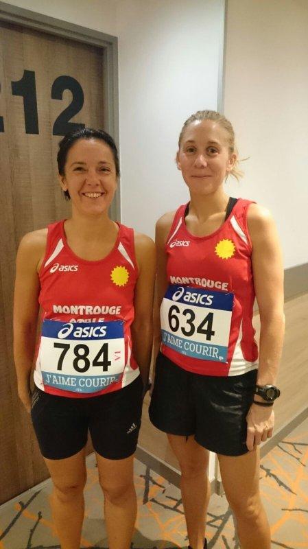Résultat du championnat de France semi Marathon
