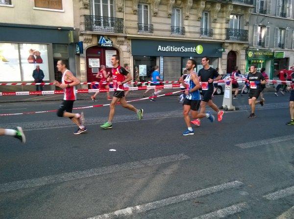 Résultats de la corrida d'Issy les Moulineaux