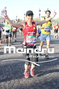 Résultats du Marathon de Paris 2017