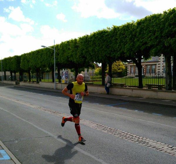 Résultat du championnat de france de Marathon