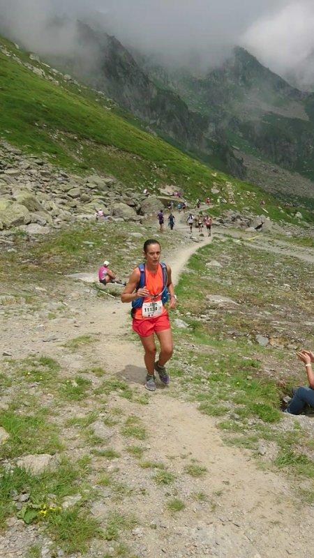 Résultat du cross du Mont Blanc