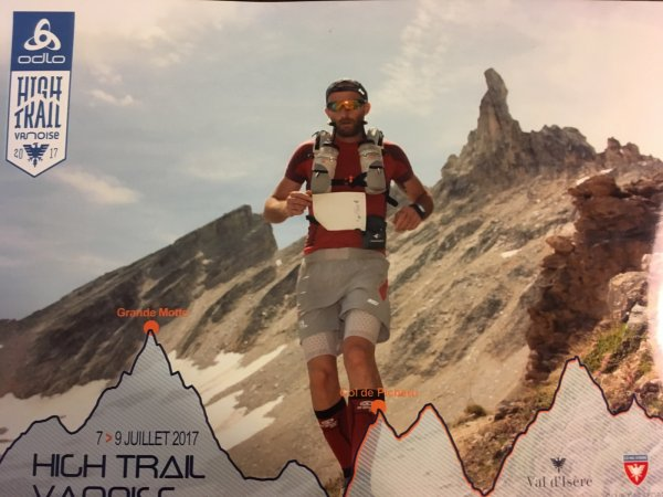 résultat du 70 Km du trail de la Vanoise au val d'isére