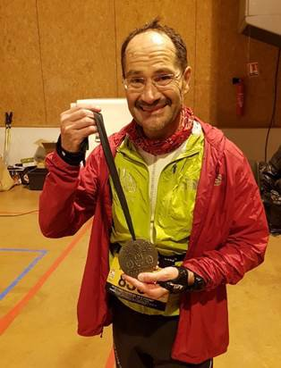 Résultat du 107 Km de l'ultratrail de Boulieu