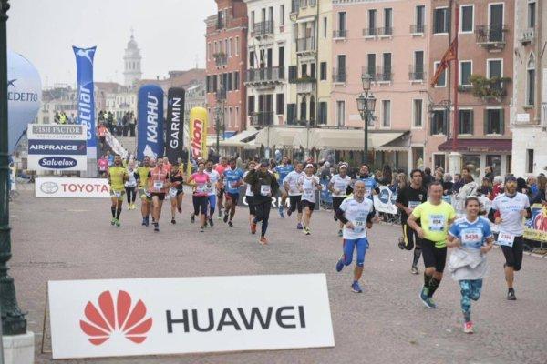 Résultat du marathon de Venise