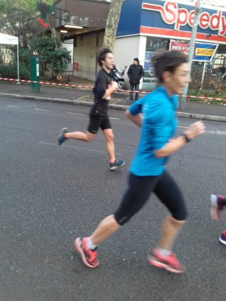 résultat corrida issy les Moulineaux