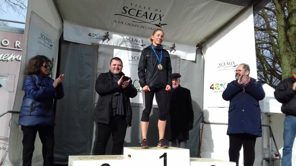 Résultat du 5 et 10 Km du cross de Sceaux