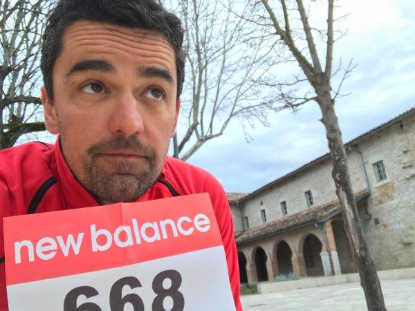 Résultat du semi marathon de Caussade