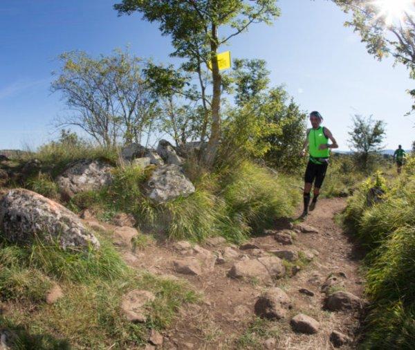 résultat du trail de 38 km  de Saint Jacques