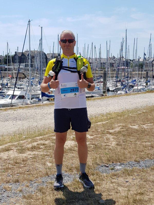 résultat du l'utra trail du Morbihan