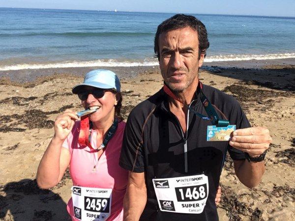 Resultat du semi marathon de Cancale