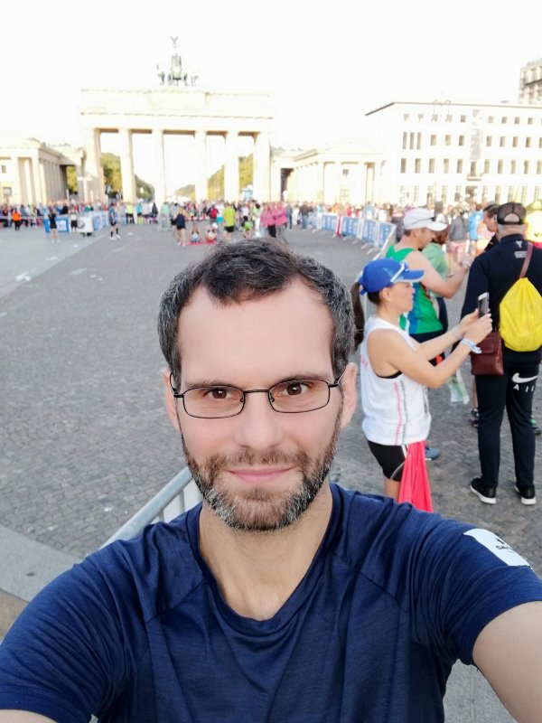 Résultat du Marathon de Berlin