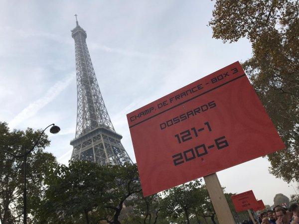 Résultat de l'Ekiden de Paris