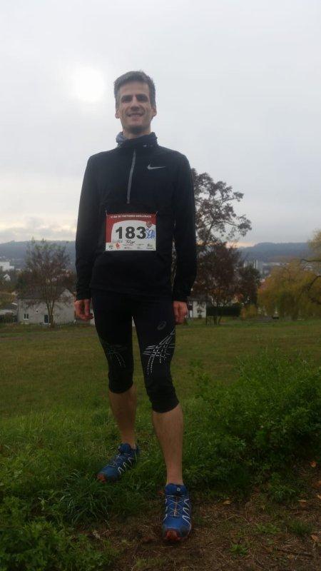 Résultat du 10 km de Freyming Merlebach