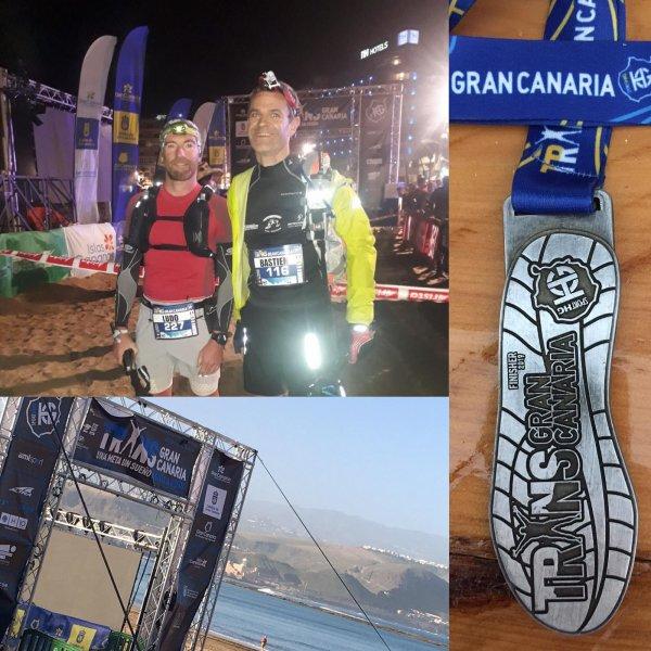 résultat du 128 Km de Transgrancanaria