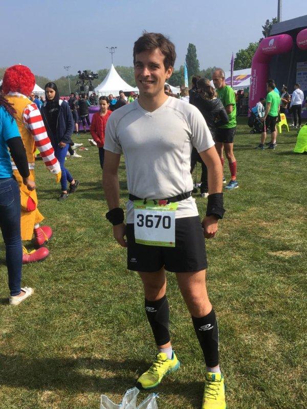 résultat du 10km de Senart
