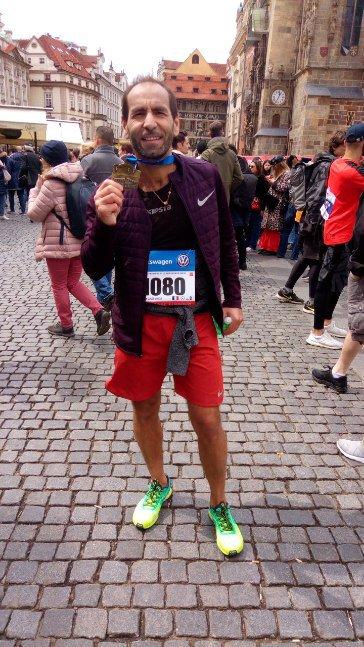 Résultat du marathon de prague