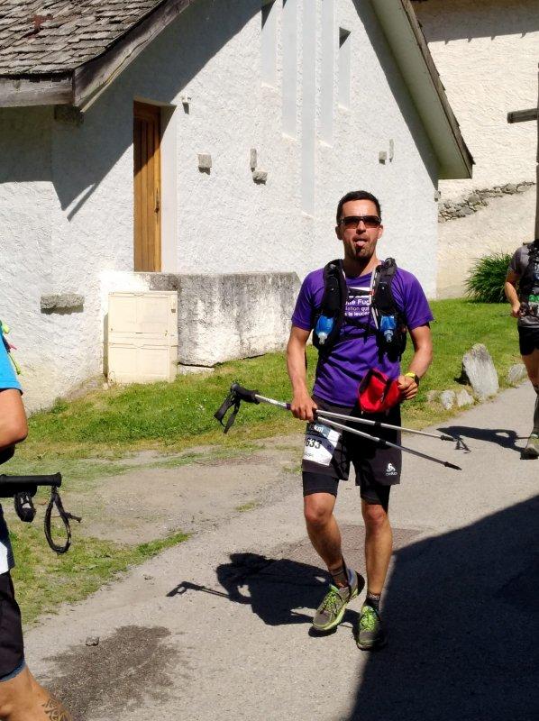 Résultat des 42km du marathon du mont Blanc