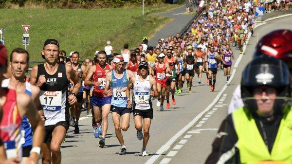 Résultat du championnat de semi-Marathon