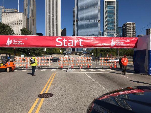 résultat du marathon de chicago