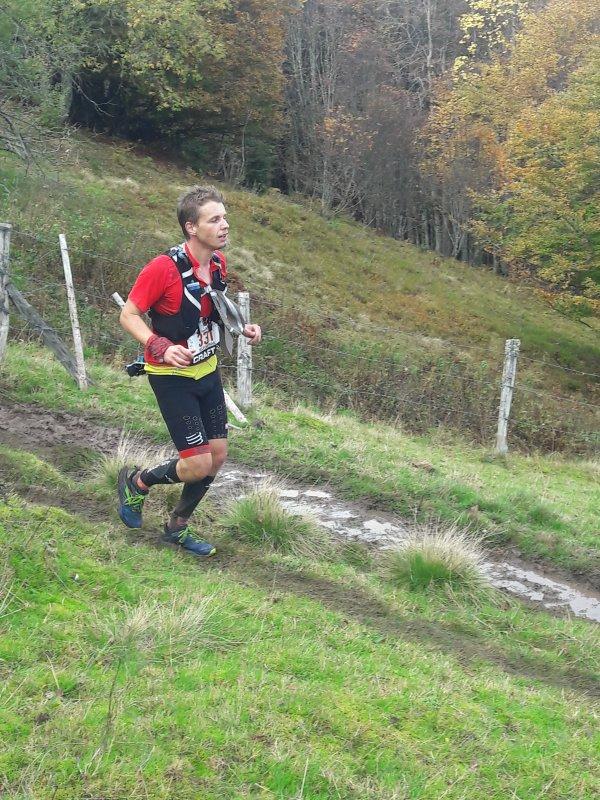 résultat du 56 km belfortrail dans le massif des Vosges