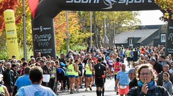 résultat du marathon de la ville de Vannes