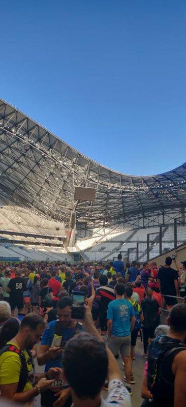 Résultat des 20km de Marseille- cassis