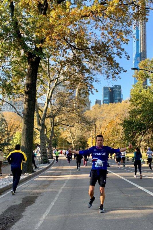 Résultat du Marathon de New-York