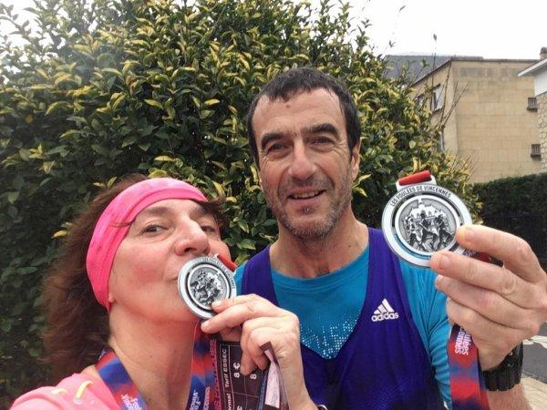 résultat du 10km de Vincennes