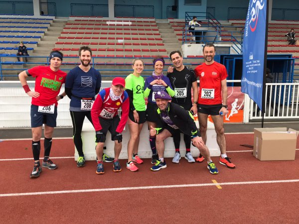Résultat du semi marathon de Savigny