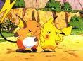 pokemon: raichu vs pikachu