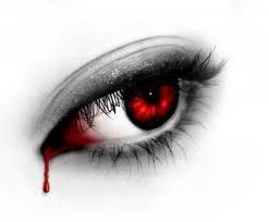 Larme de sang