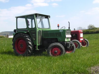 Fendt et Farmall