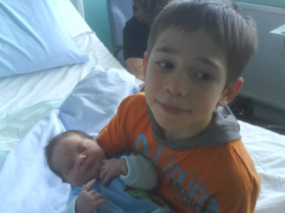 Anthony, mon petit cousin ! :)