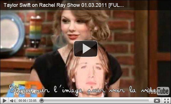 * RACHAEL RAY'S SHOW  *