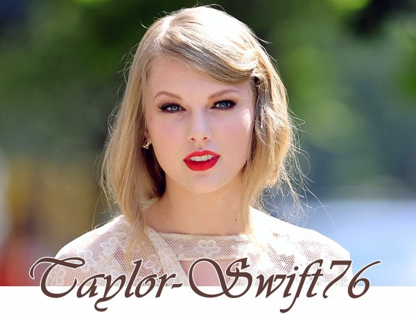 Taylor Swift BIOGRAPHIE