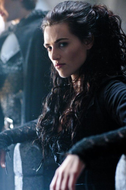 Morgane Pendragon as Katie McGrath