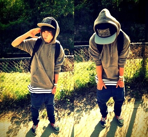 Boy, Cute, Outfit, Snapback, Swag ♥