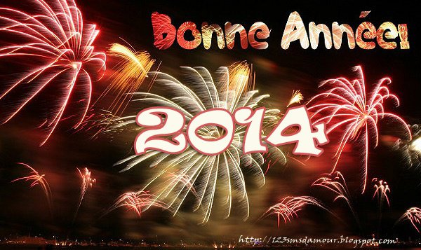 Happy New Year!! ♥ 2014 ♥