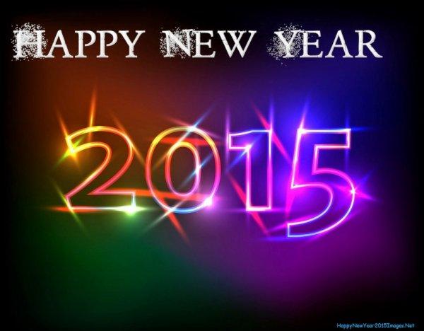 Happy New Year!! (l) 2015 :)