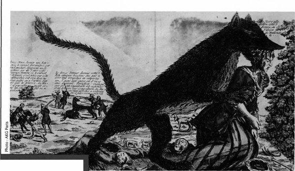 thème 12: la légende de la bête du Gévaudan