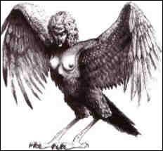 Thème 23: La légende de la mystérieuse Sirène