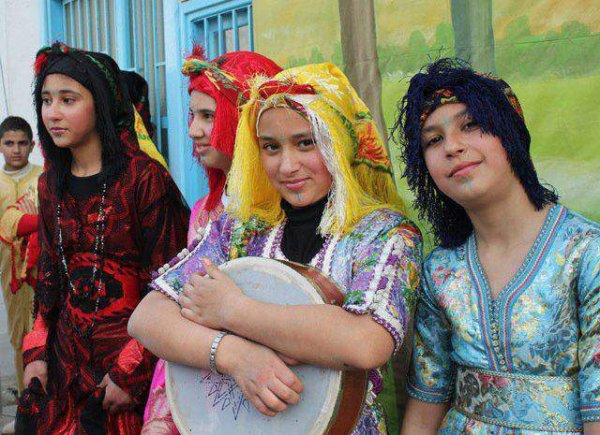 les amazigh loool