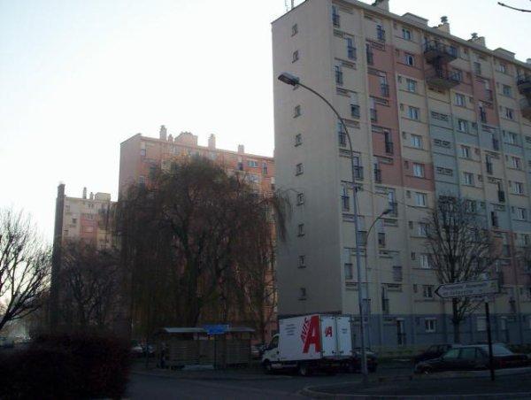 Quartier des Joncherolles (Joncherolle/Fauvettes) A l'Ouest de la Ville