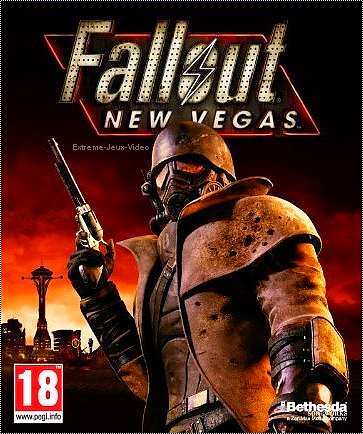 Fallout New Vegas + Le Test